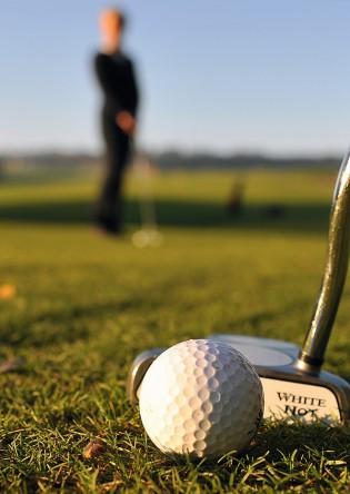 Golf escape