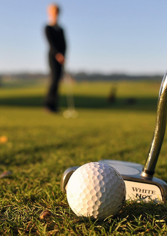 Séjour Golf